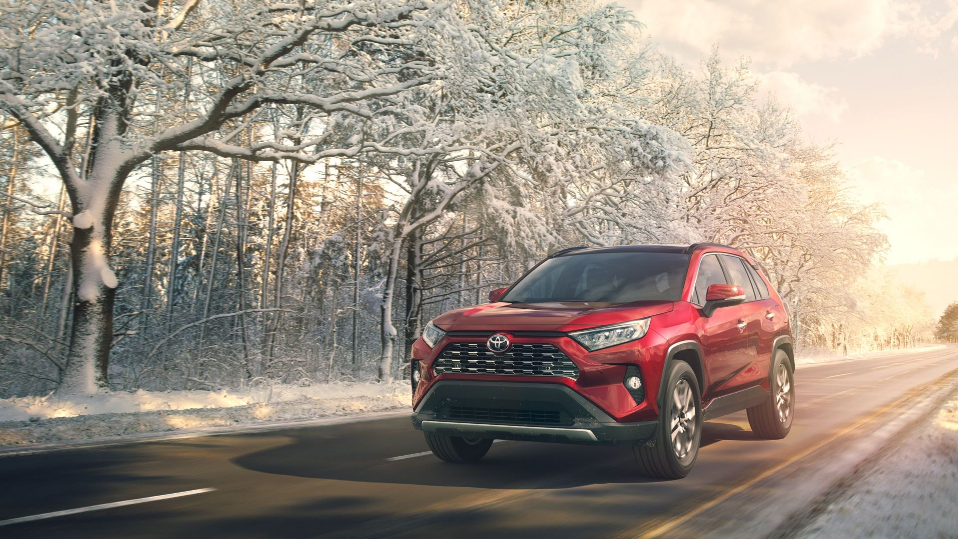 Rav 4, SUV, Cars 2019 (horizontal)