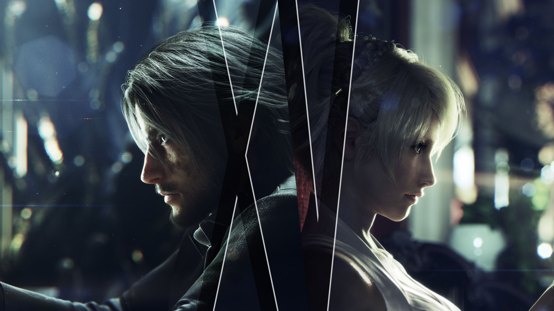 Final Fantasy XV Windows Edition, poster, 4K, 7K (horizontal)