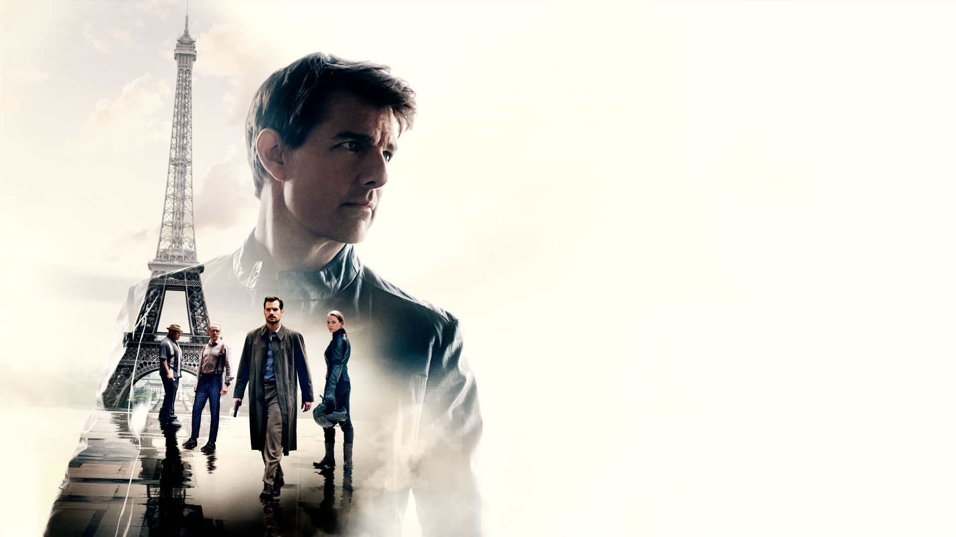 Mission: Impossible - Fallout, poster, Tom Cruise, 4K, 12K (horizontal)