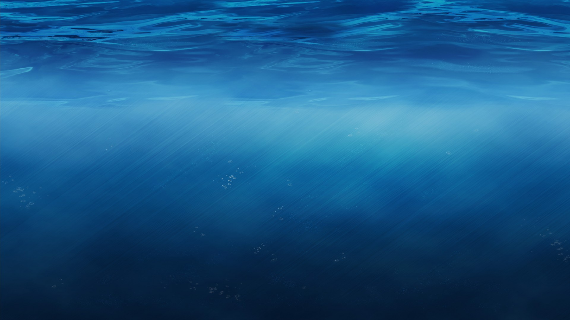 OSX, 4k, 5k wallpaper, underwater (horizontal)