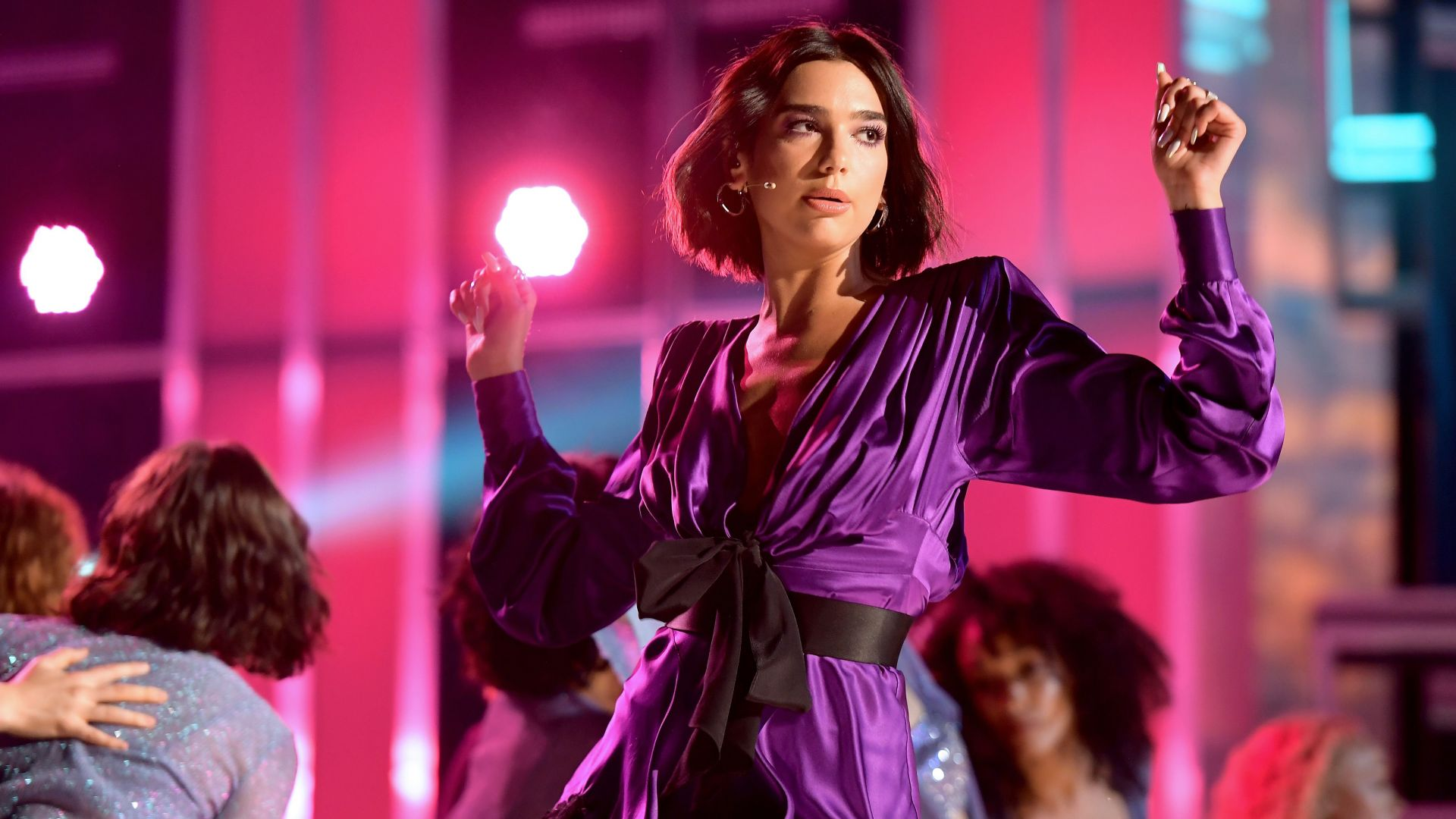 Dua Lipa, Mtv Awards 2018, 5K (horizontal)