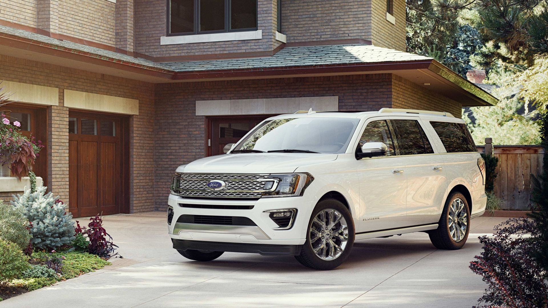 Ford Expedition, SUV, 2018 Cars, 4K (horizontal)