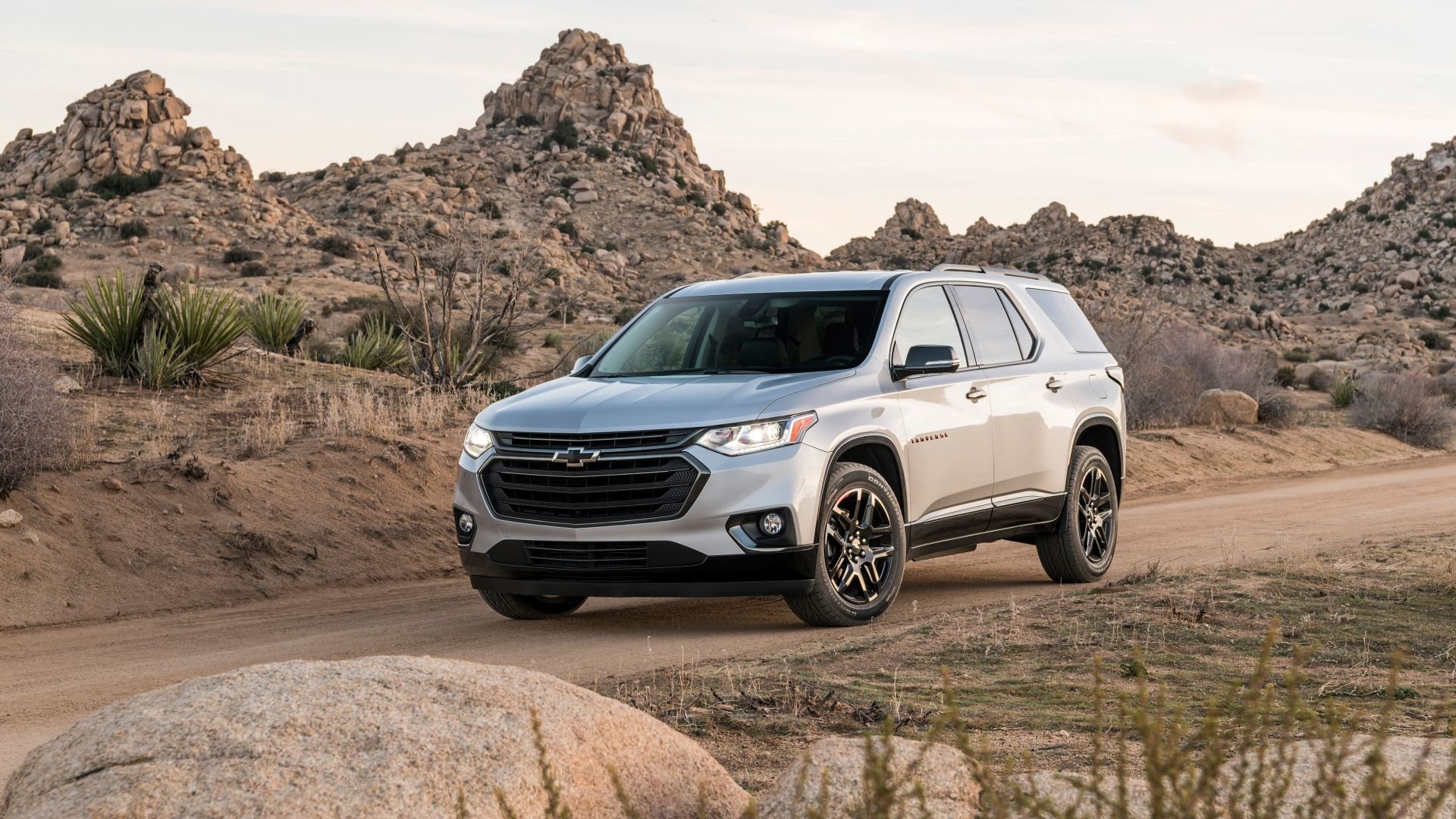 Chevrolet Traverse, SUV, 2018 Cars, 5K (horizontal)