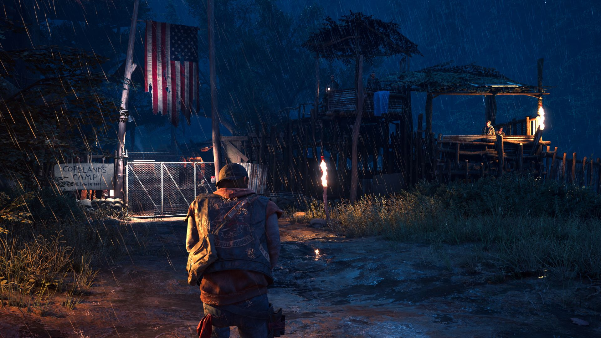 Days Gone, E3 2018, screenshot, 4K (horizontal)