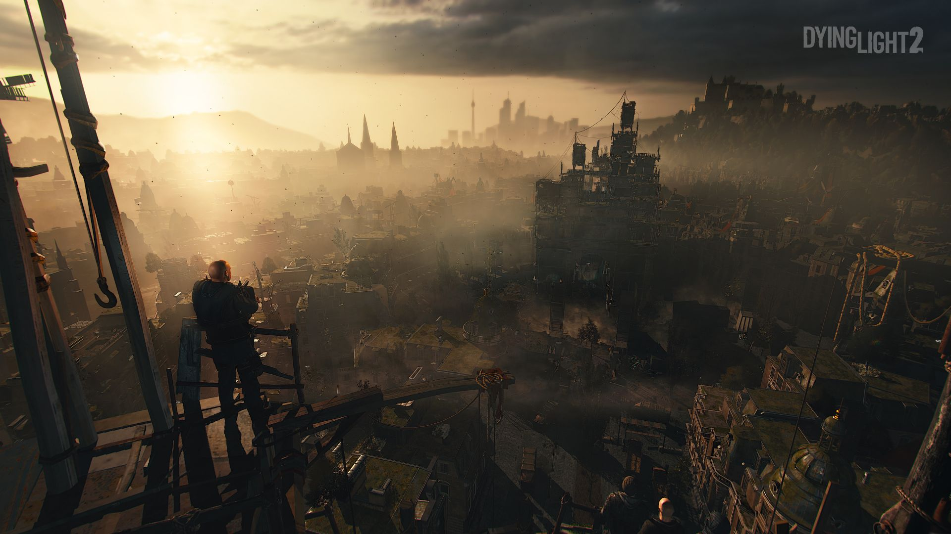 Dying Light 2, E3 2018, screenshot, 4K (horizontal)