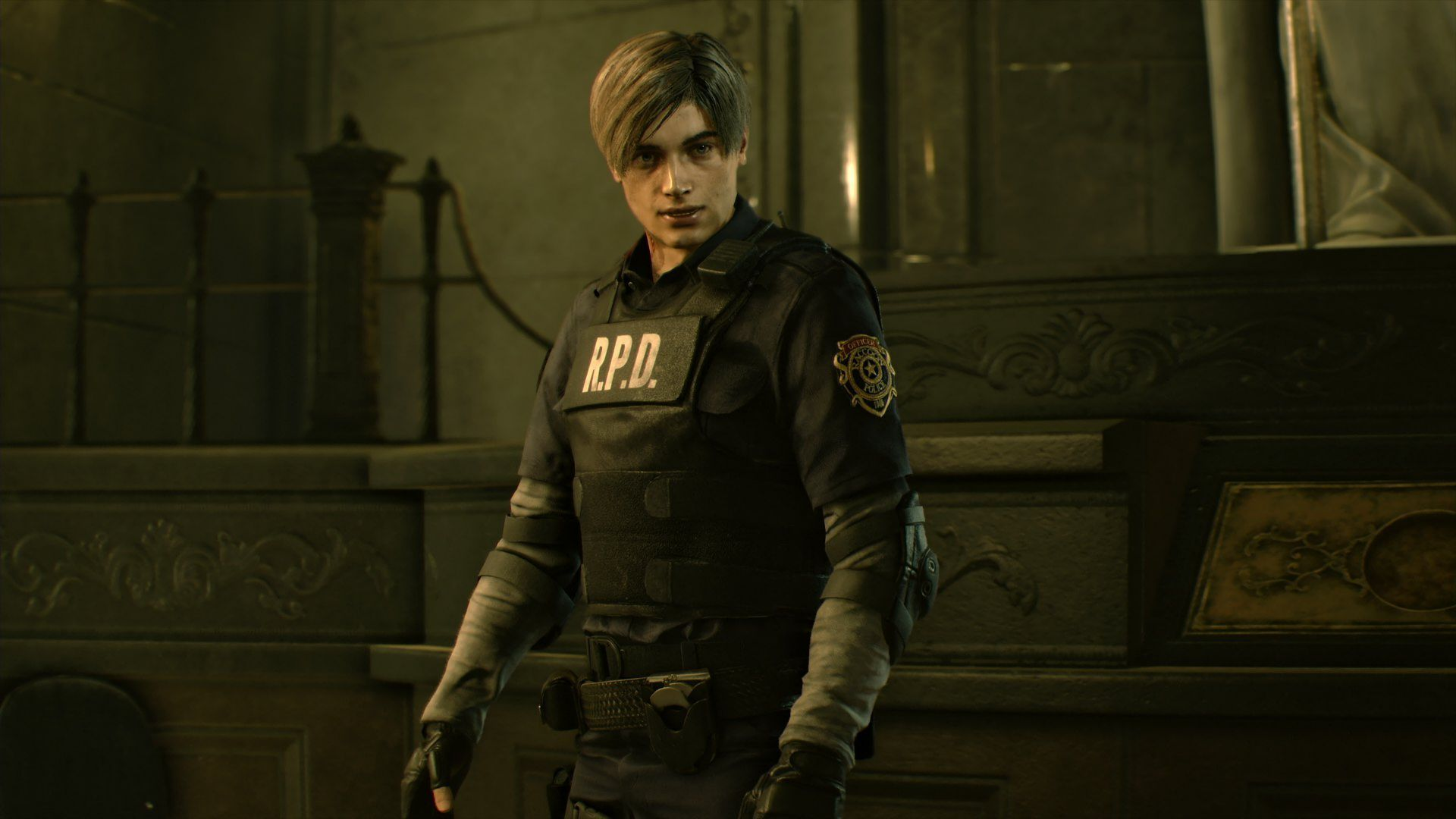 Resident Evil 2, E3 2018, screenshot, 4K (horizontal)