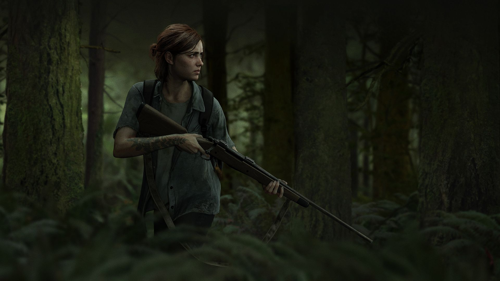 The Last of Us: Part 2, E3 2018, screenshot, 4K (horizontal)