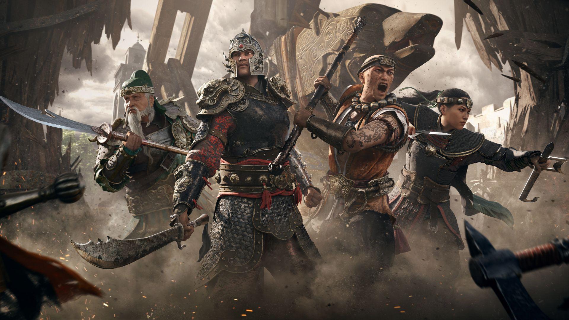 Wallpaper For Honor, E3 2018, artwork, poster, 8K, Games ...