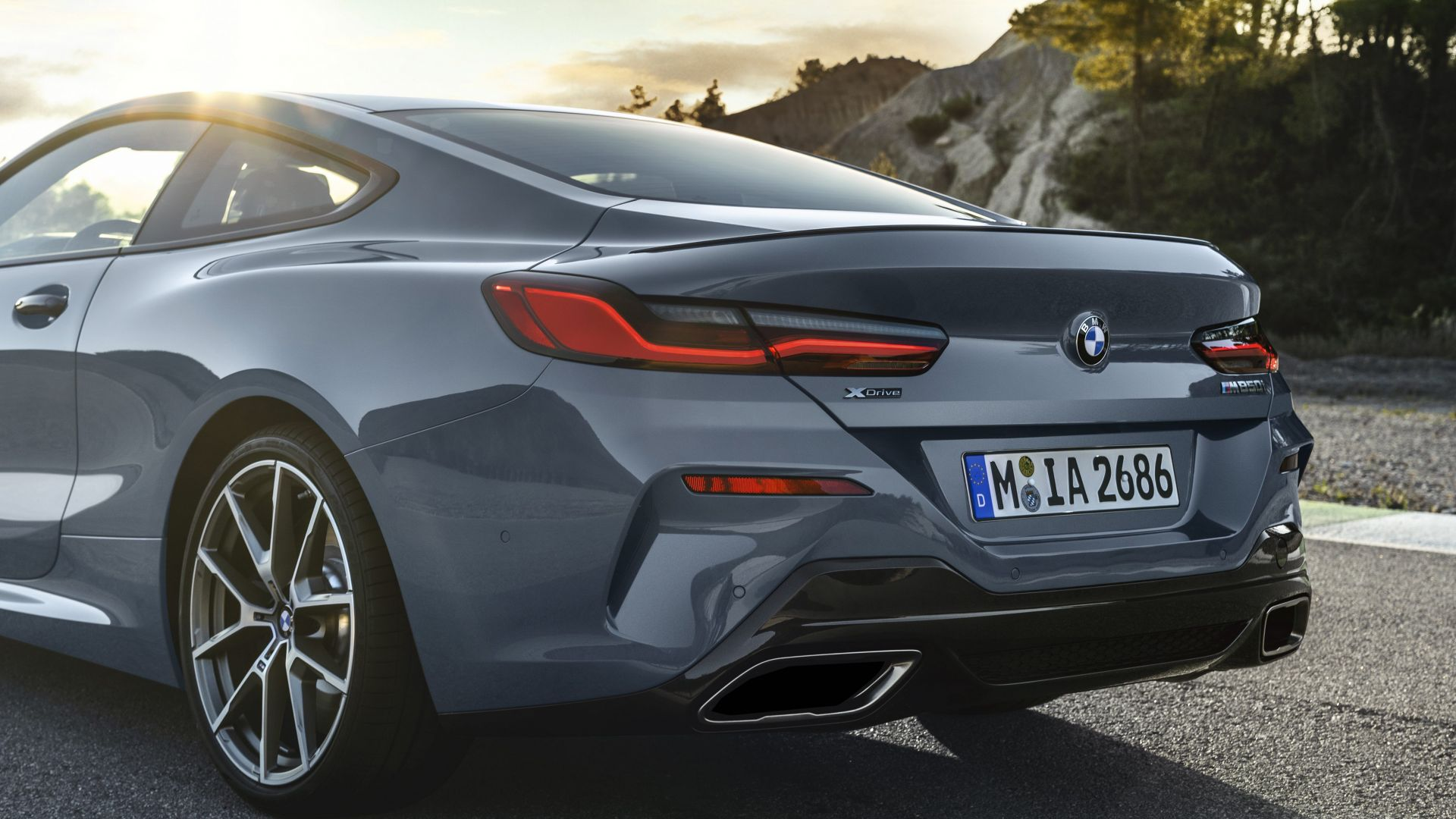 Wallpaper BMW 8-Series Coupe, 2019 Cars, 4K, Cars & Bikes