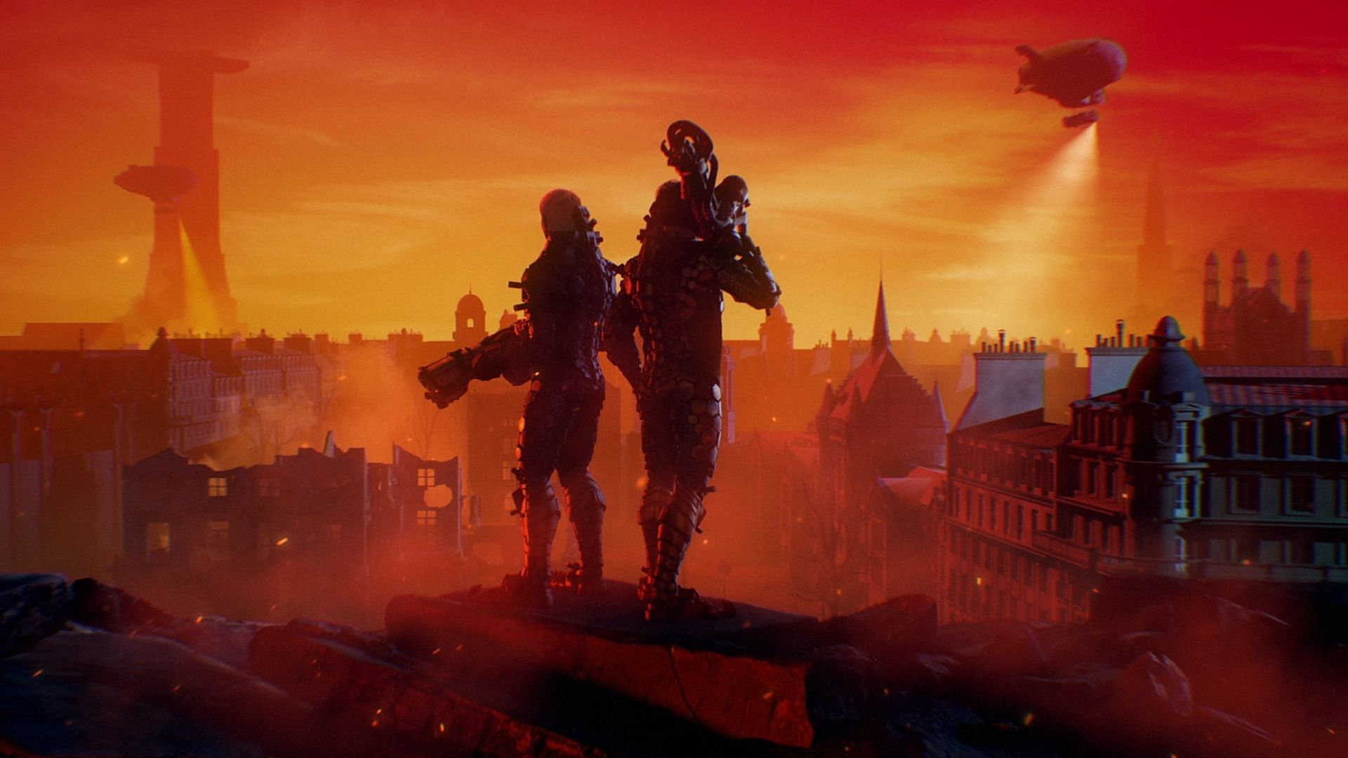 Wolfenstein: Youngblood, E3 2018, poster, 4K (horizontal)