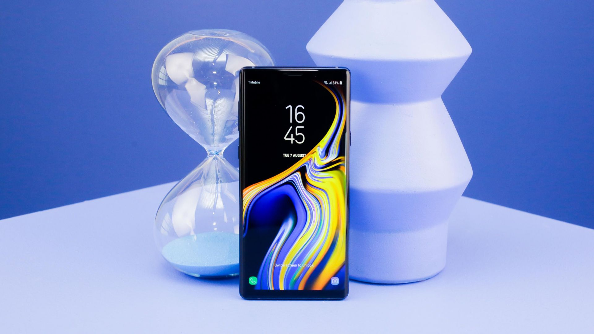 Samsung Galaxy Note 9, Android 8.0, Android Oreo, smartphone, 4K (horizontal)