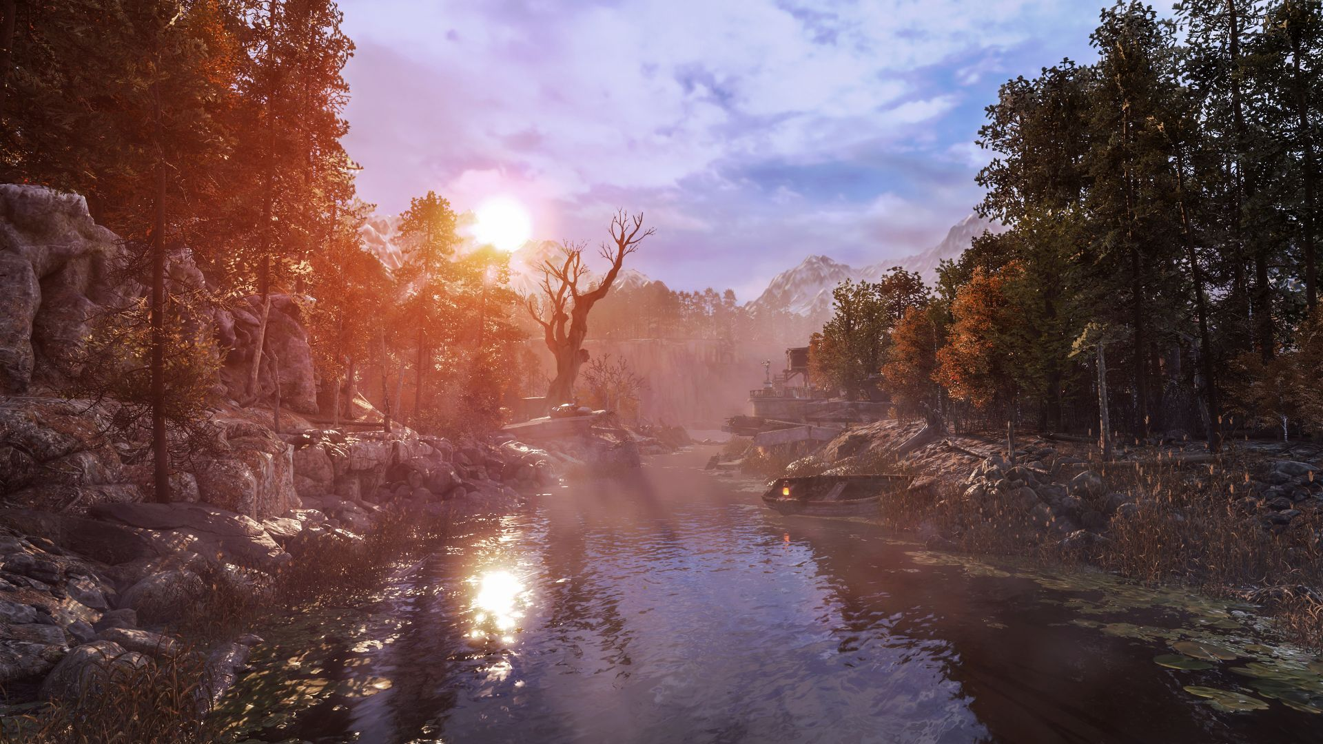 Metro Exodus, Gamescom 2018, screenshot, 4K (horizontal)