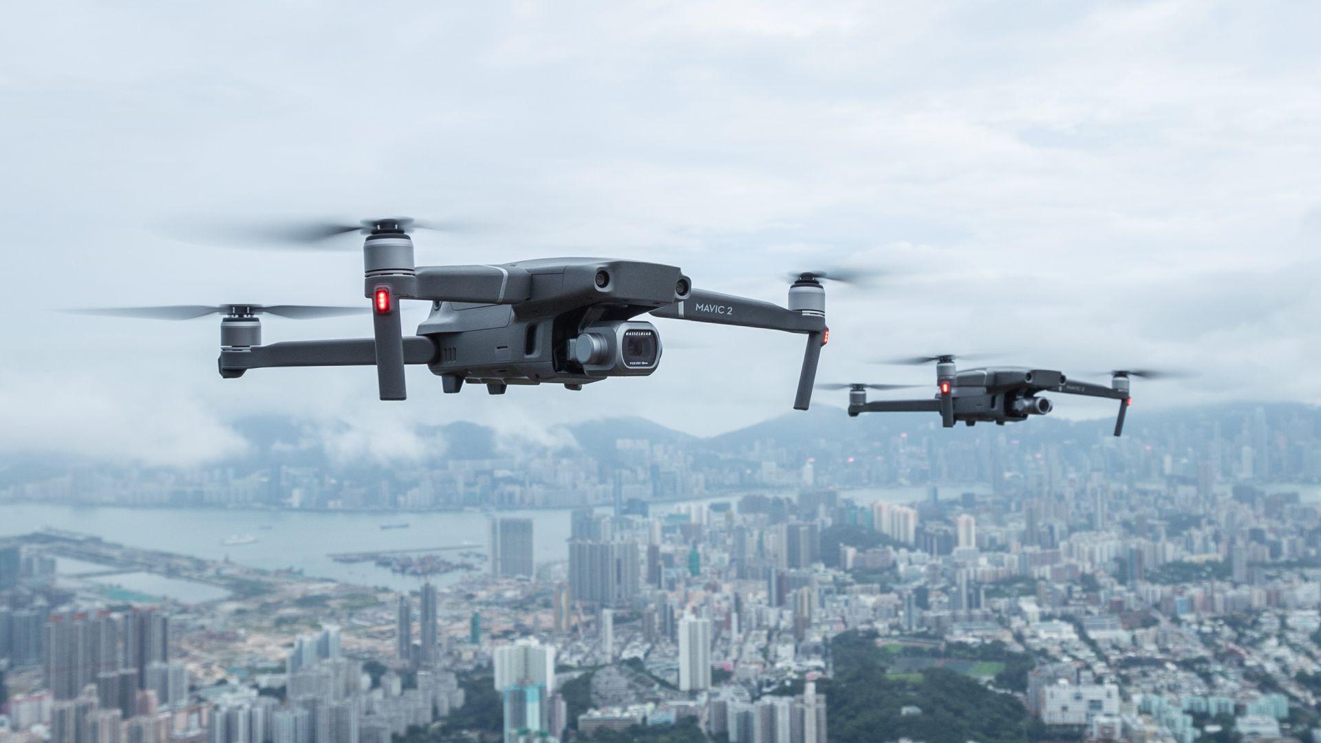 Wallpaper Dji Mavic 2 Pro  Best Drones  4k  Hi