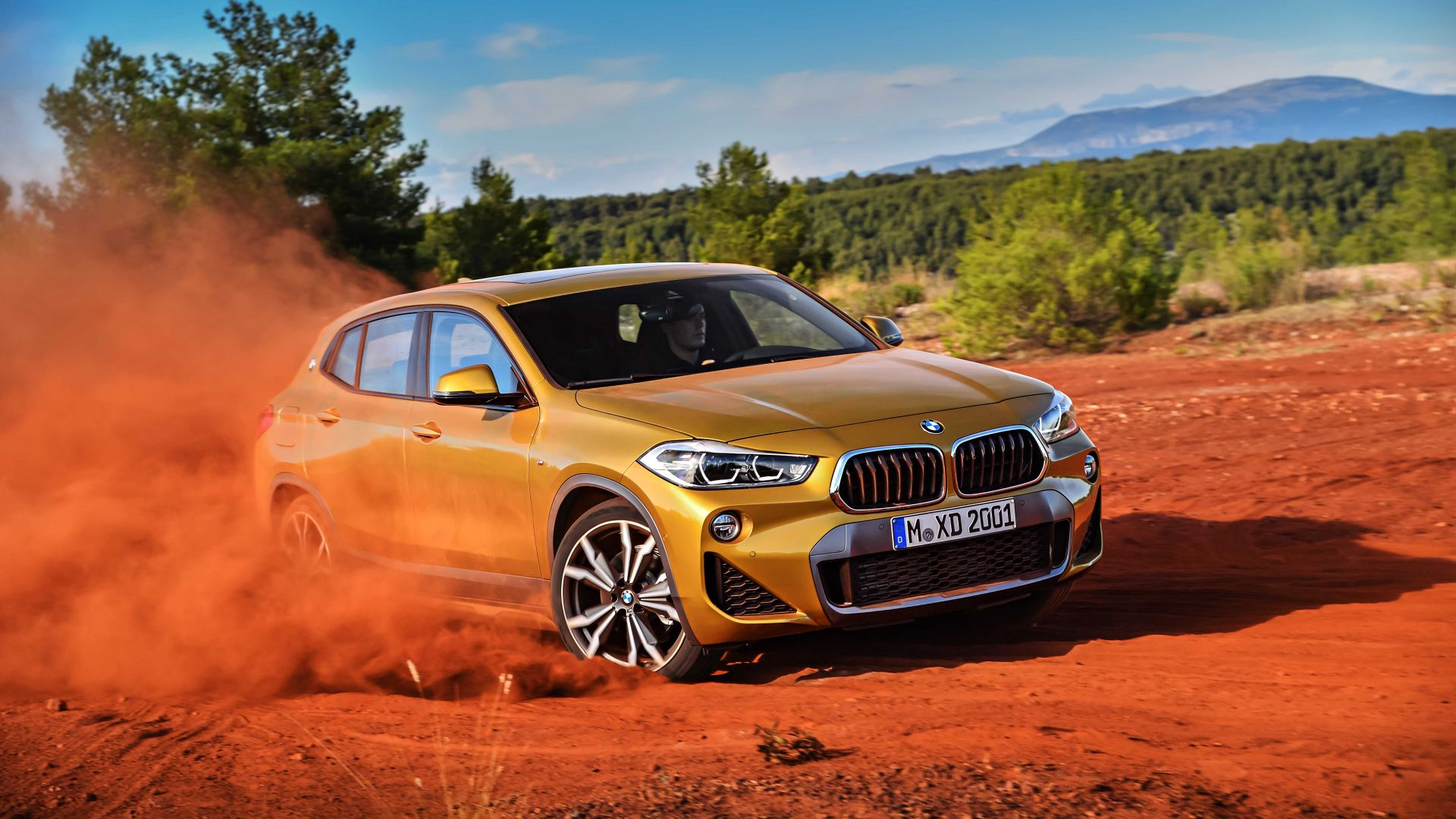 BMW X2 M35i, 2019 Cars, SUV, 5K (horizontal)