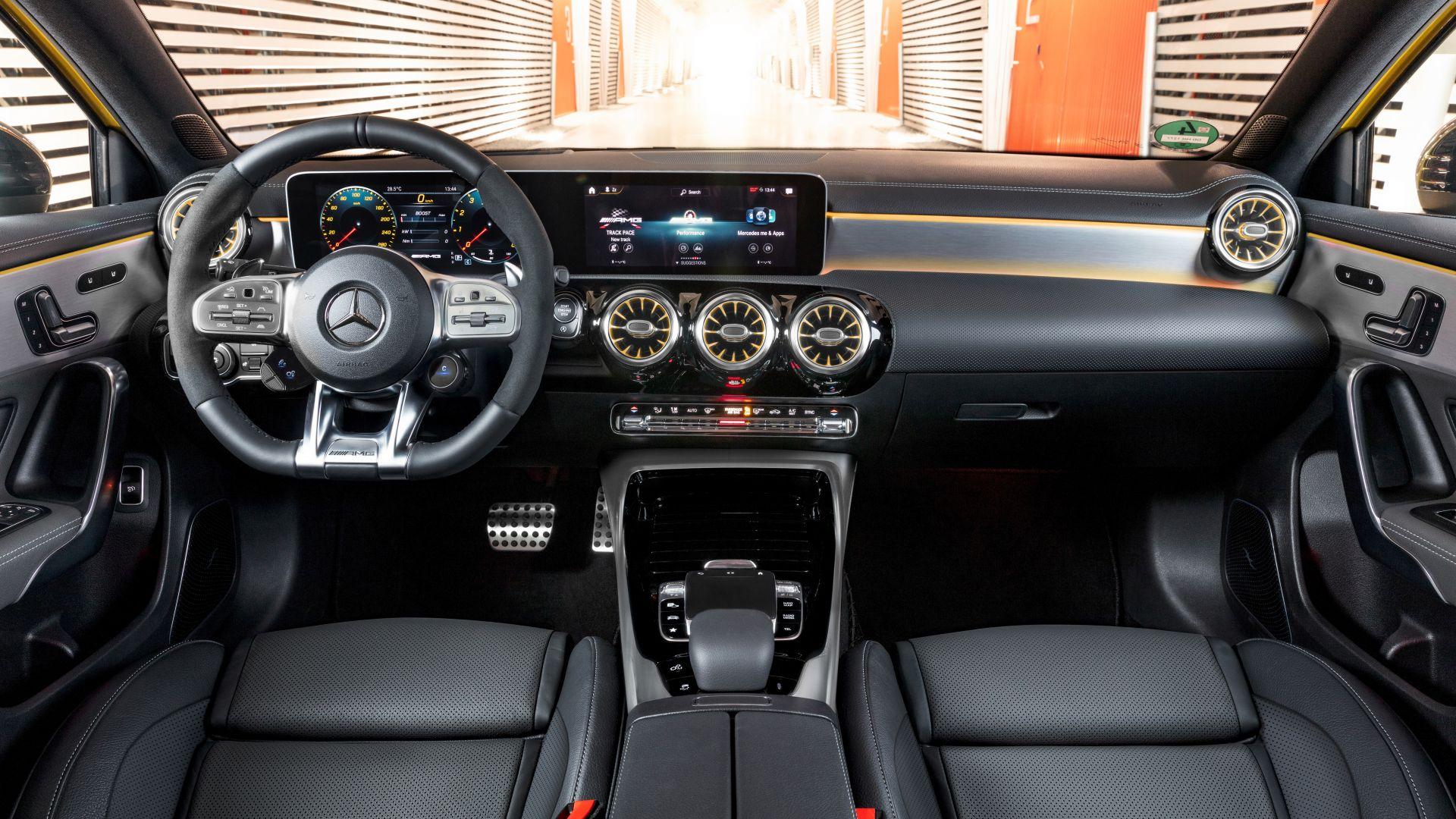 2018 Ford Raptor 4 Door >> Wallpaper Mercedes-Benz A35 AMG 4Matic, 2019 Cars, 8K, Cars & Bikes #20407