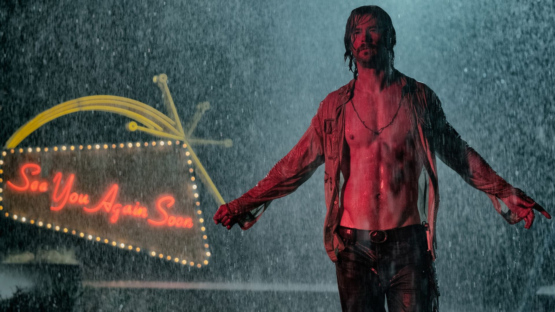 Bad Times at the El Royale, Chris Hemsworth, 4K (horizontal)