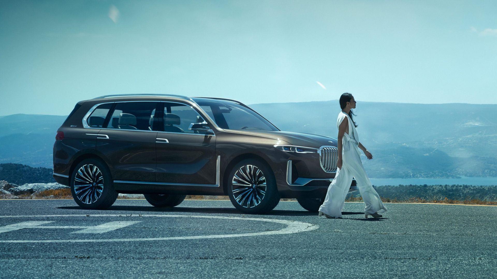 BMW X7, SUV, 2019 Cars, 5K (horizontal)
