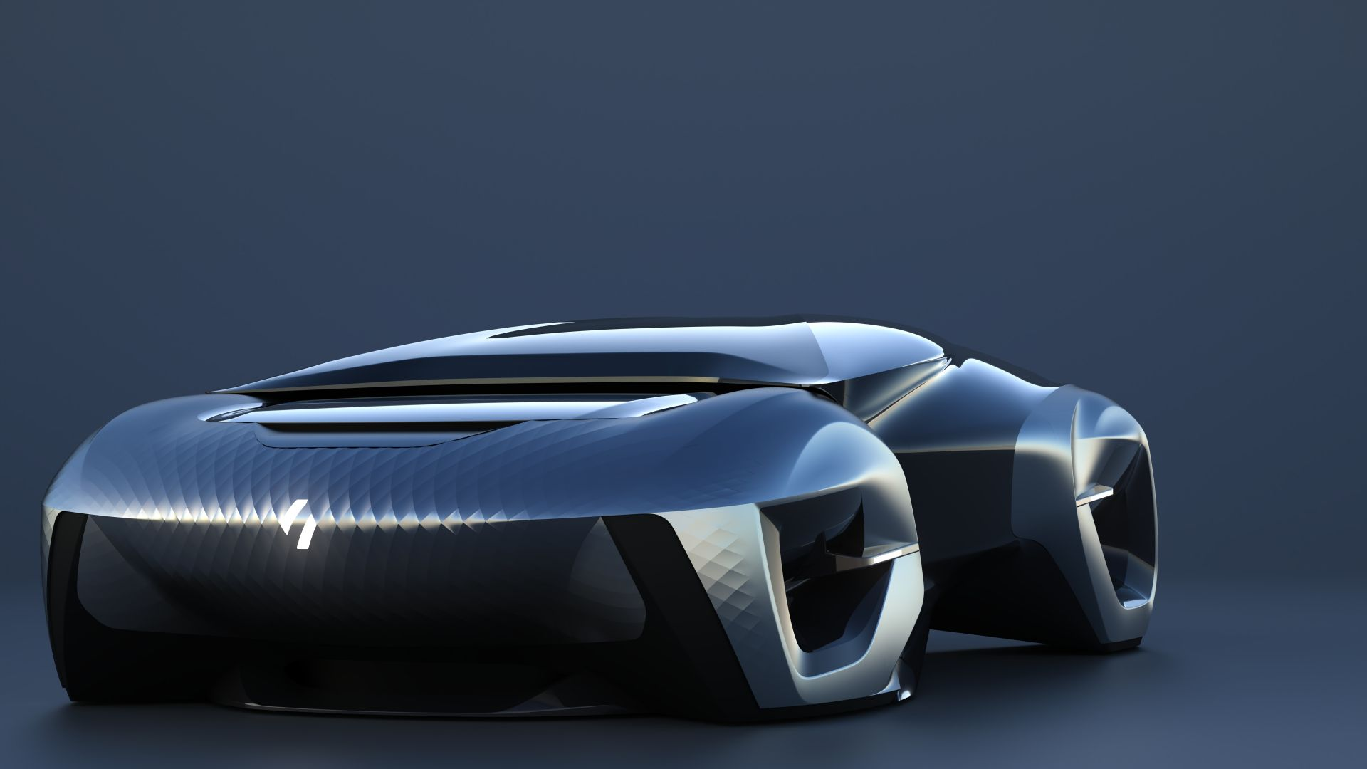 Renault Contraste, supercar, electric cars, 4K (horizontal)