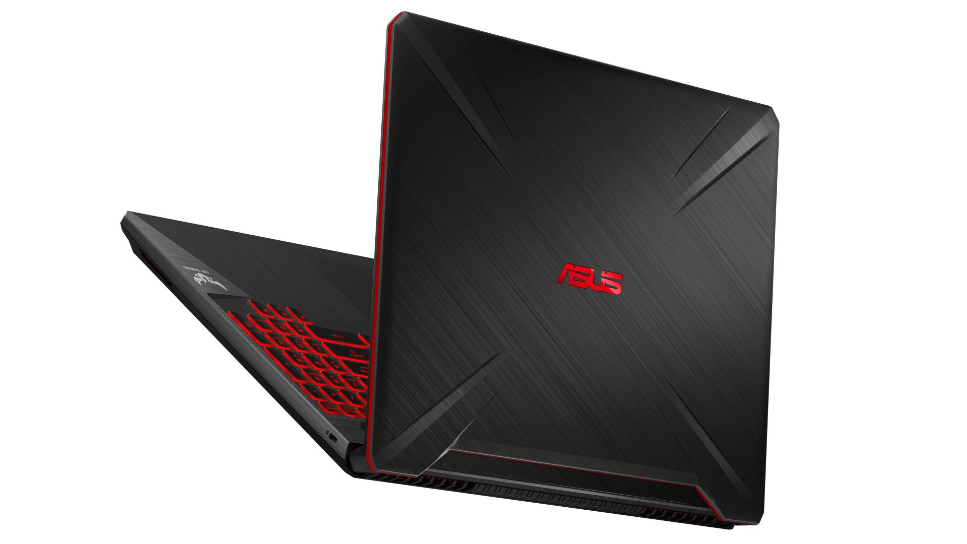 ASUS TUF Gaming FX505DY & FX705DY, CES 2019, 4K (horizontal)