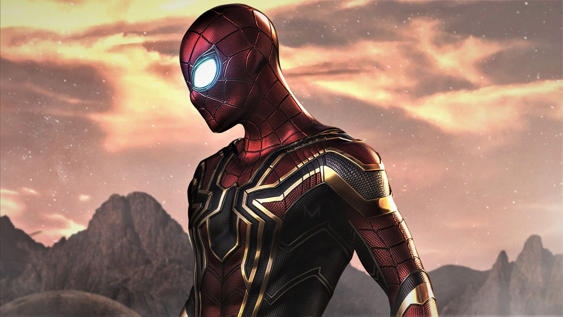Spider-Man: Far From Home, poster, 4K (horizontal)