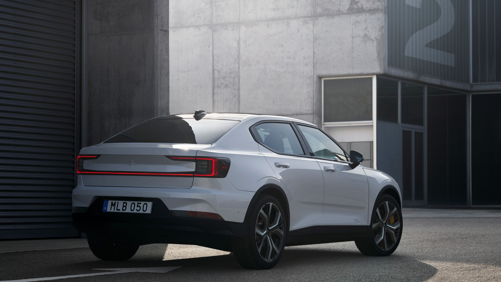 Polestar 2, 2021 Cars, electric cars, Geneva Motor Show 2019, 4K (horizontal)