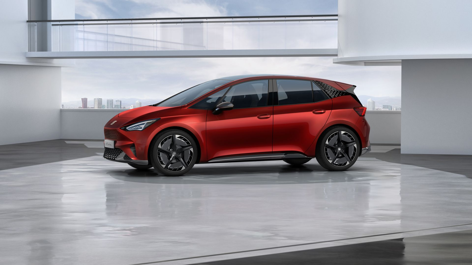 Seat el-Born, electric car, Geneva Motor Show 2019, 5K (horizontal)