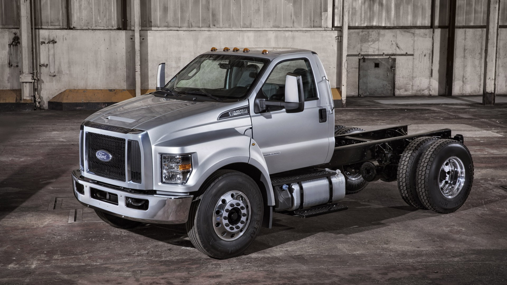 Ford F-650, Super Duty, truck, Econoline, ecosafe, F-750, Ford, F-53, F-59, commercial trucks (horizontal)