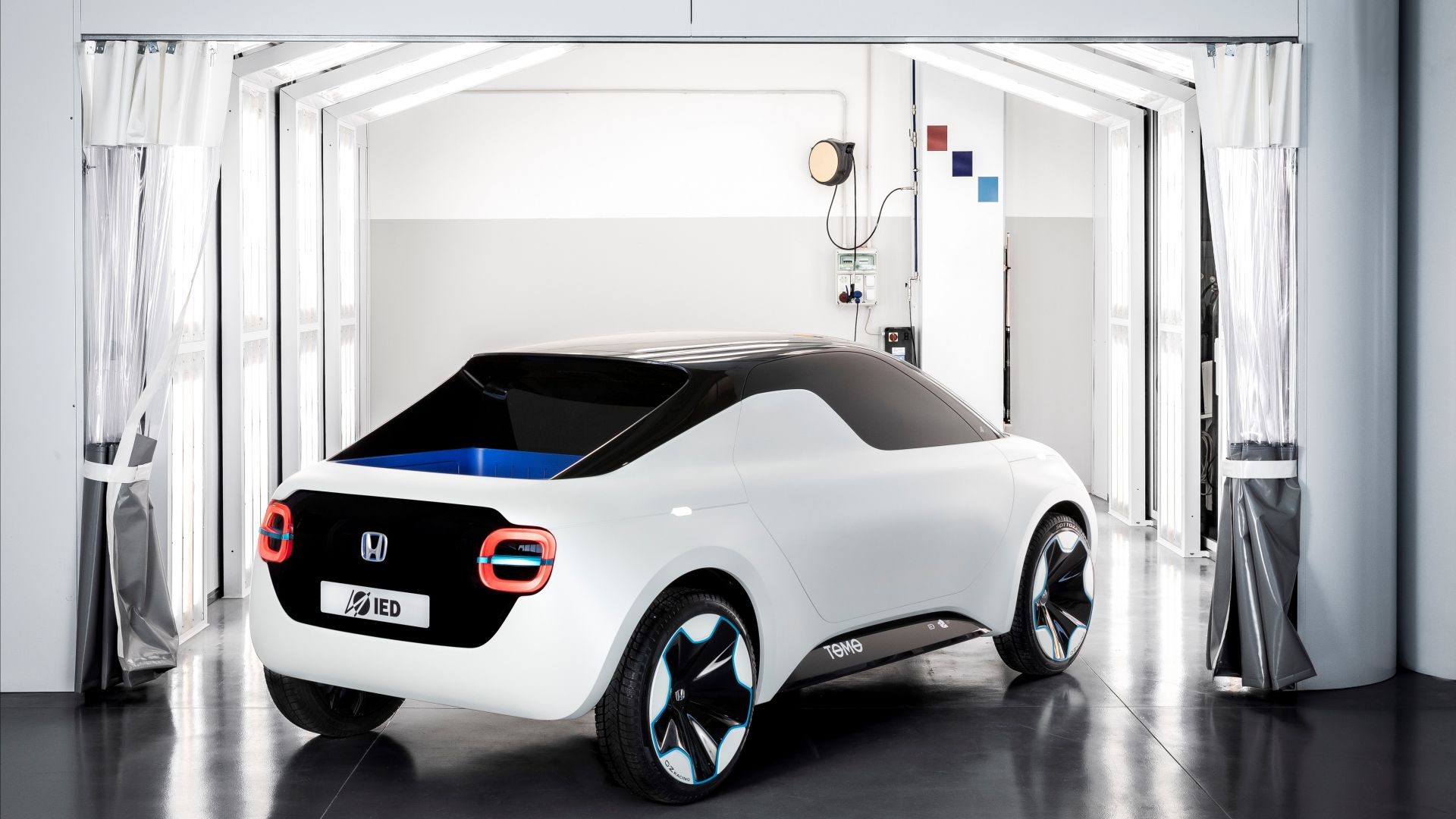 Honda Tomo by IED, electric cars, Geneva Motor Show 2019, 5K (horizontal)