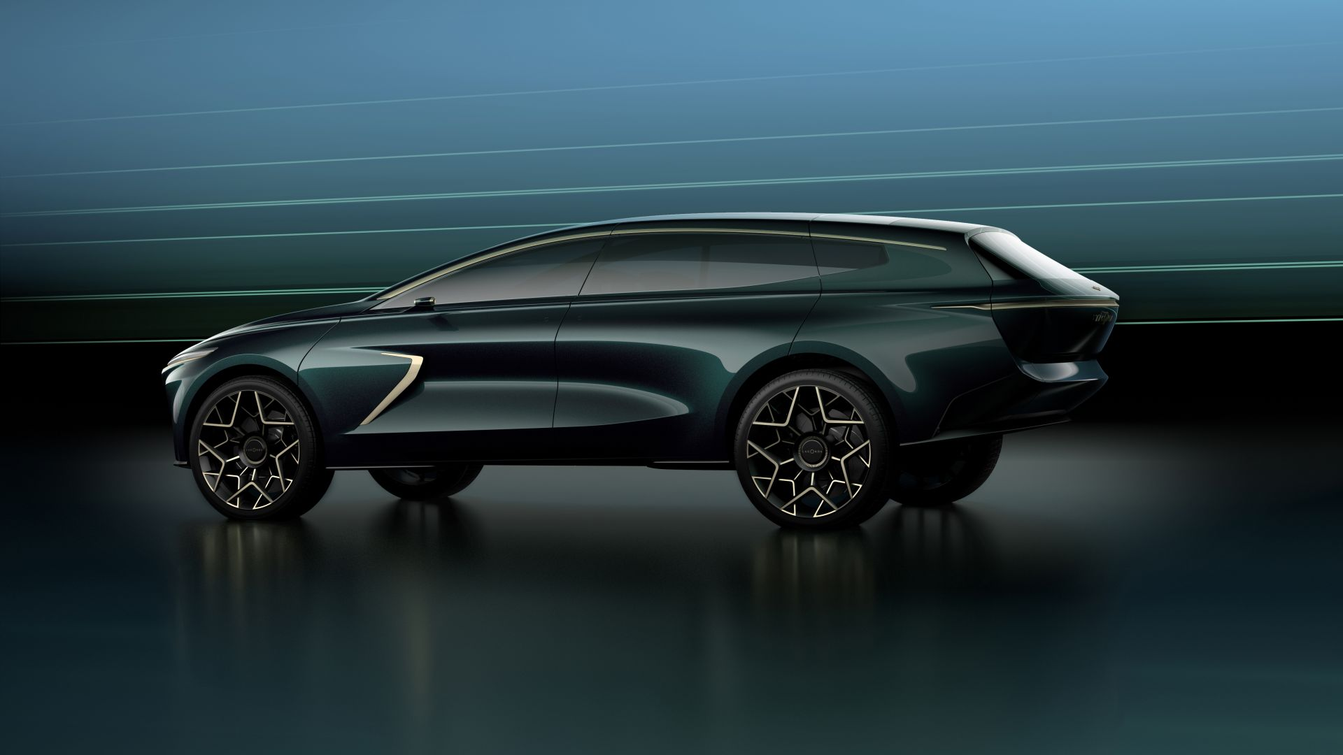 Lagonda All-Terrain, electric cars, Geneva Motor Show 2019, 5K (horizontal)