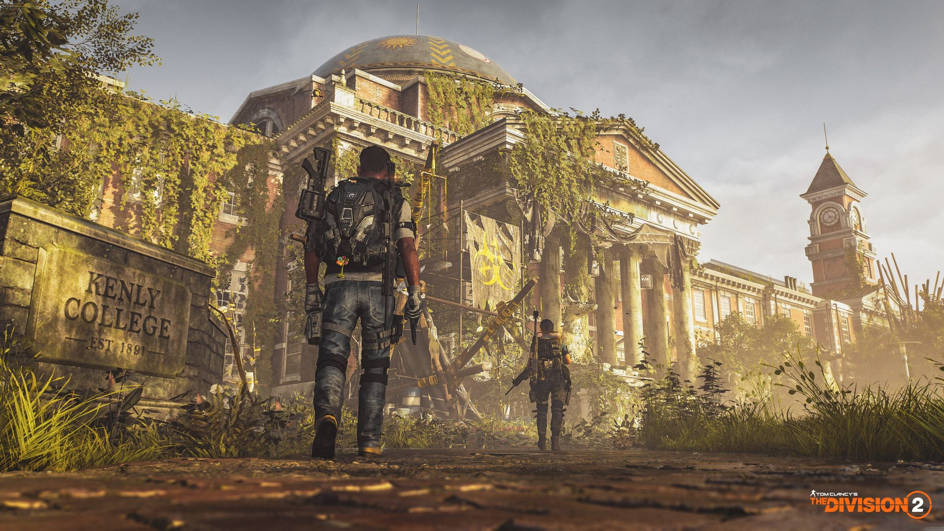 Tom Clancy's The Division 2 Episodes, E3 2019, screenshot, 4K (horizontal)