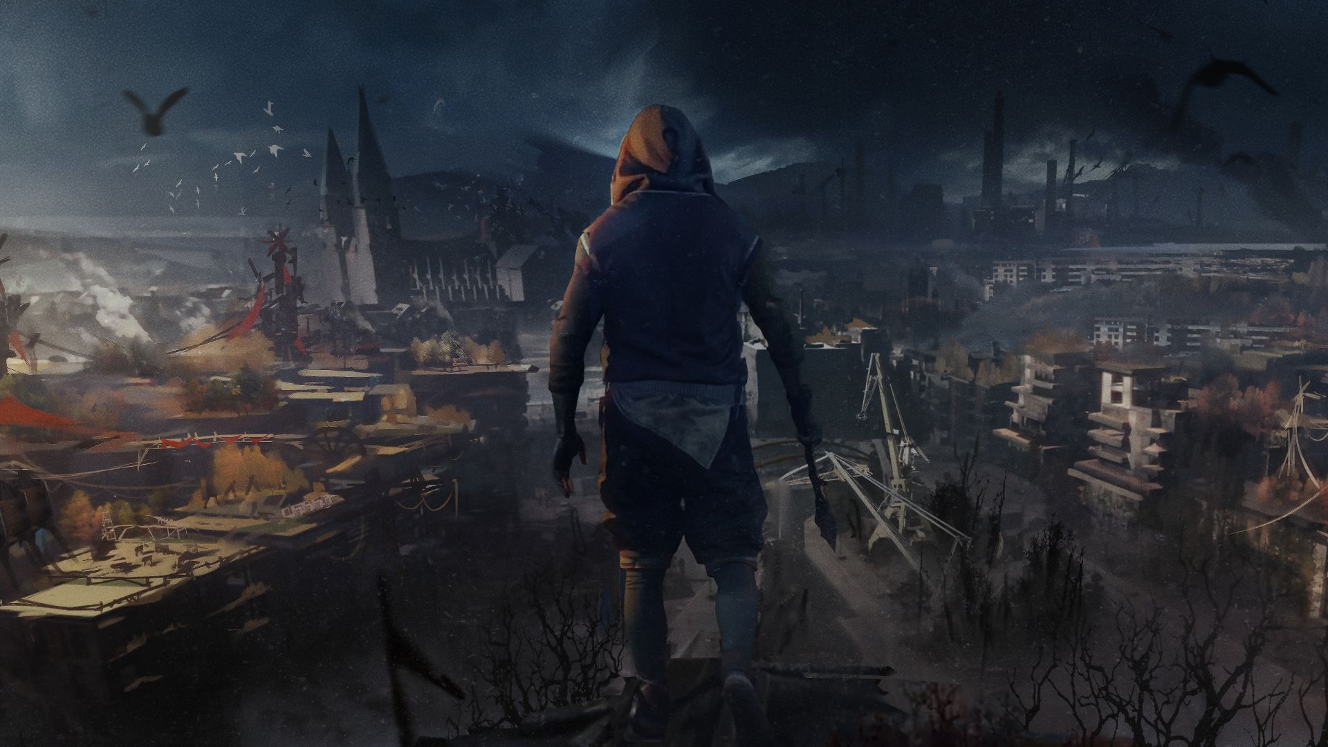 Dying Light 2, E3 2019, poster, 8K (horizontal)