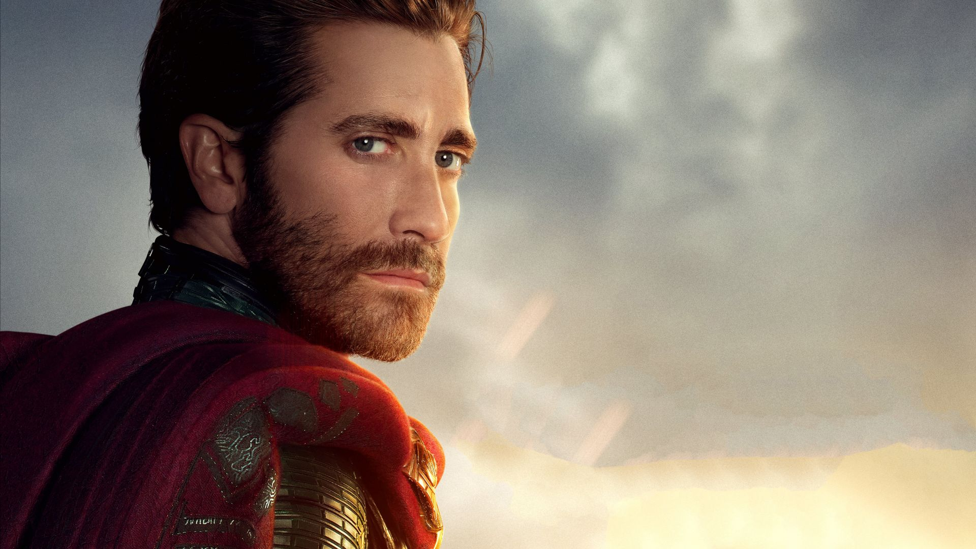 Spider-Man: Far From Home, Jake Gyllenhaal, 5K (horizontal)