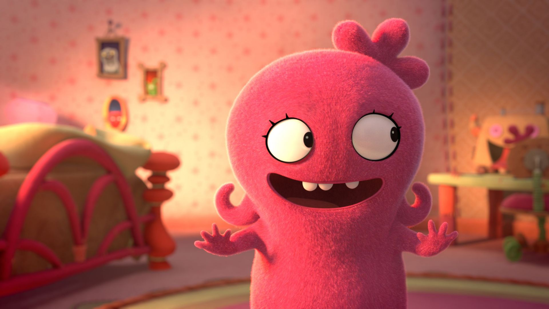 UglyDolls, HD (horizontal)