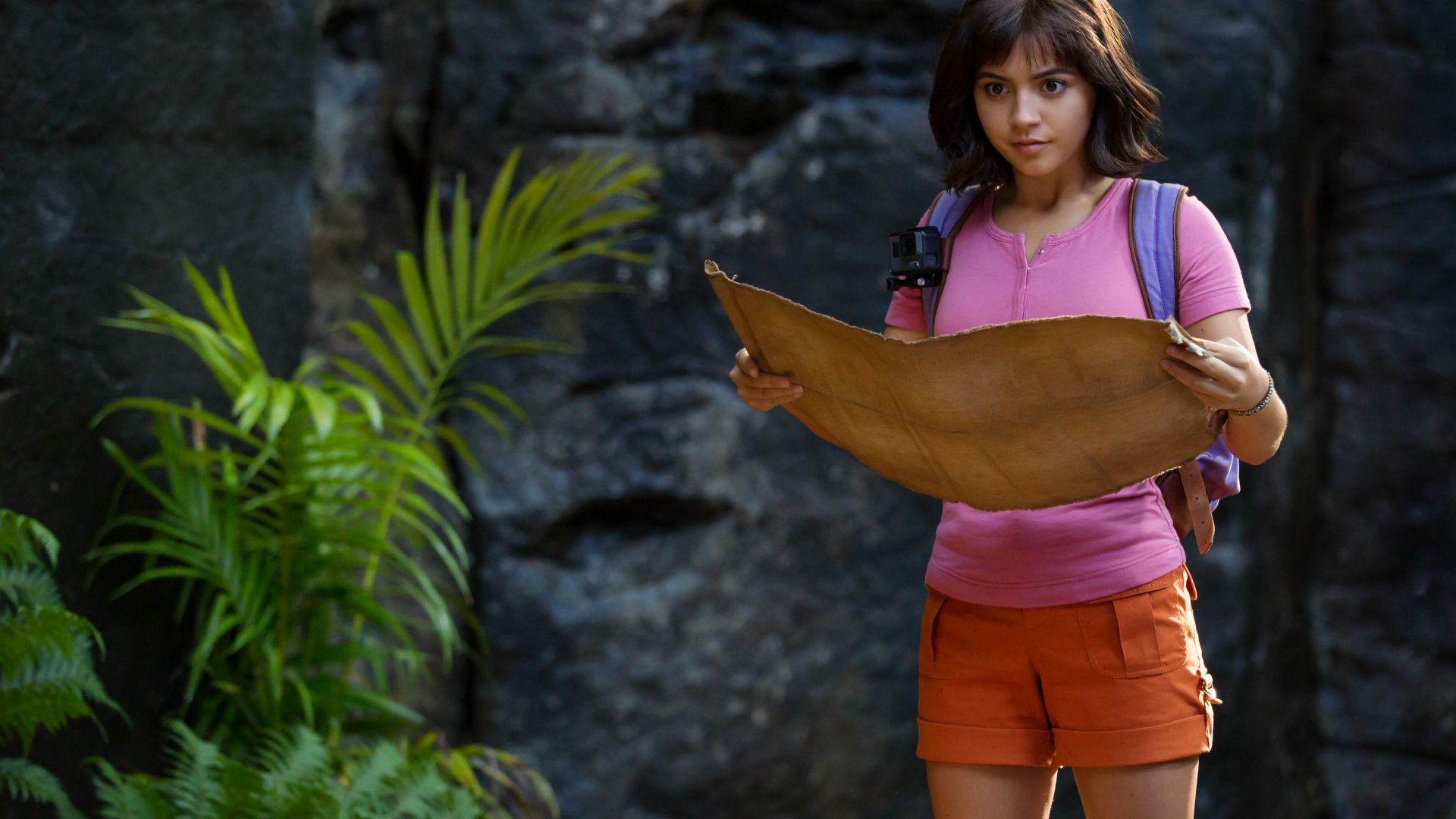 Dora And The Lost City Of Gold, Isabela Moner, 5K (horizontal)
