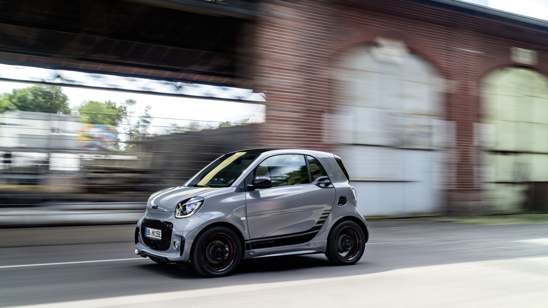 Smart EQ fortwo, 2020 cars, electric cars, 8K (horizontal)