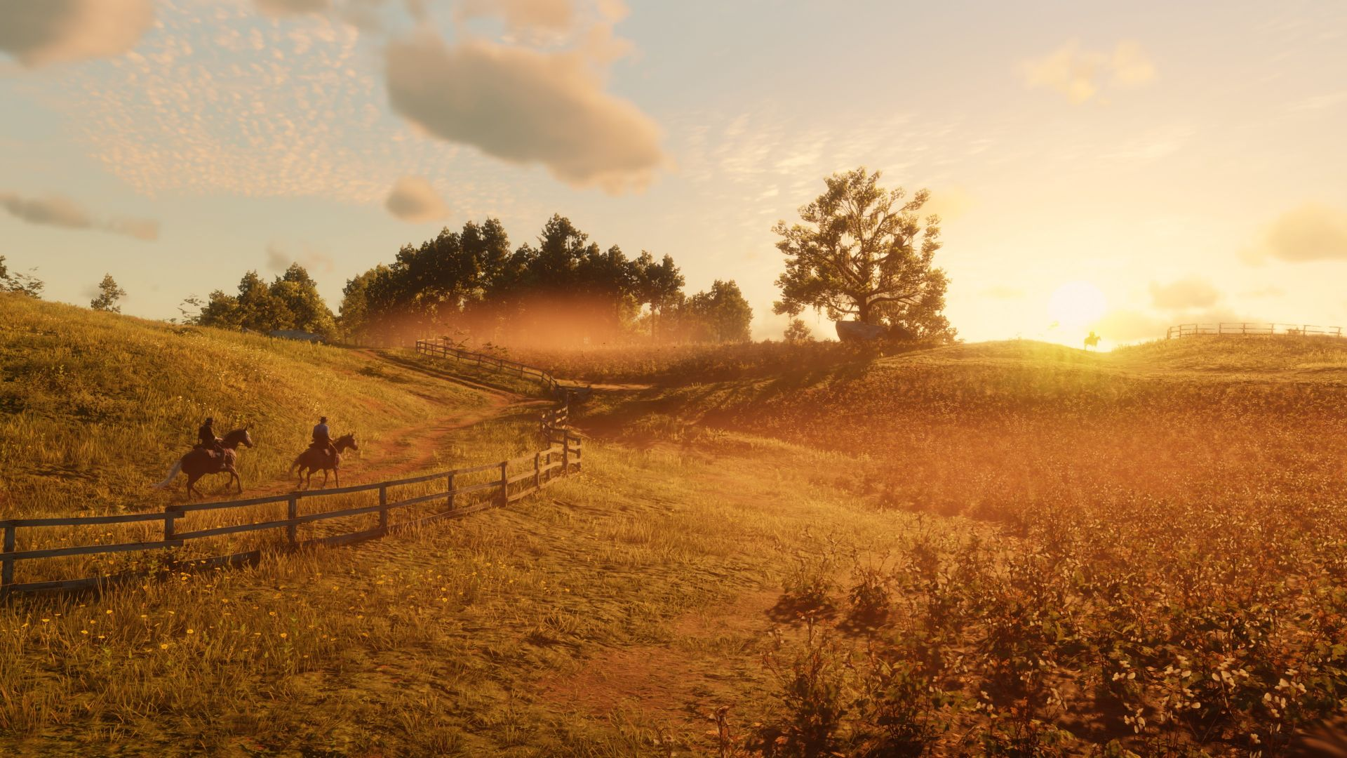 RDR2 PC, screenshot, 4K (horizontal)