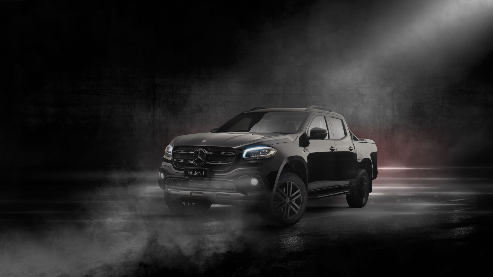 Mercedes-Benz X350 Edition 1, SUV, 2019 cars, 4K (horizontal)