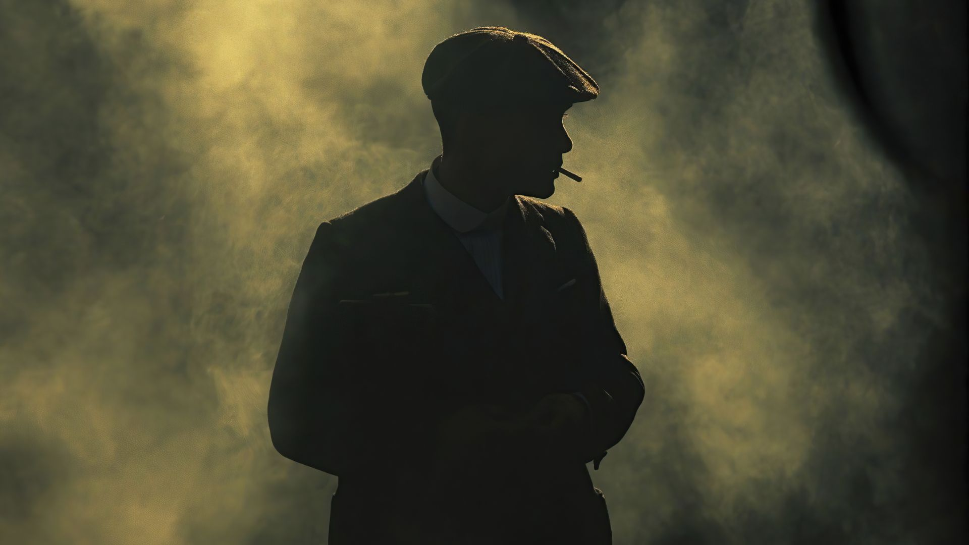 Peaky Blinders, Thomas Shelby, TV Series, 4K (horizontal)