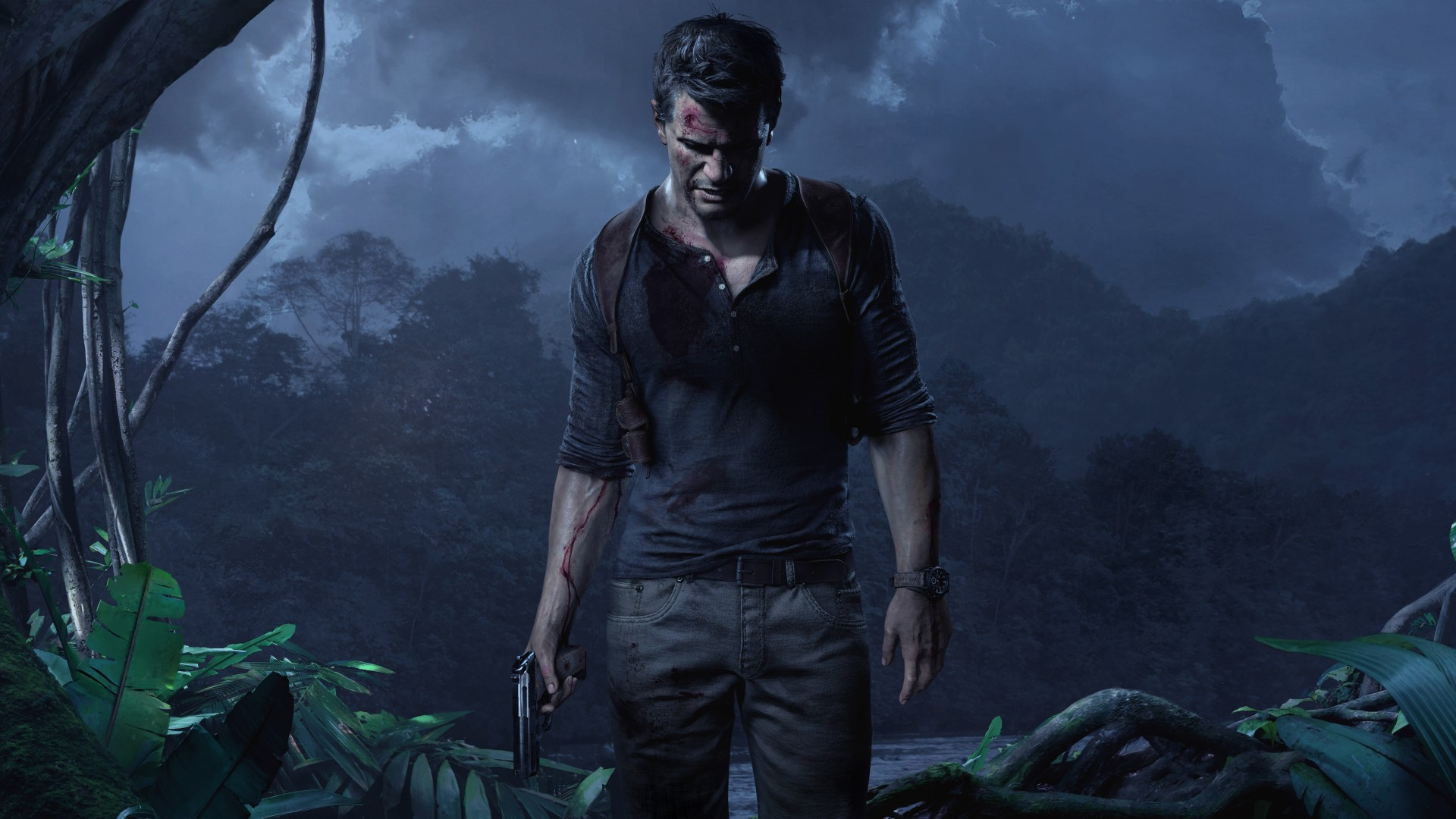 Uncharted 4 A Thief's End, Best Games of 2015, E3 2015, gameplay, review, screenshot, PS4, Nathan Drake (horizontal)
