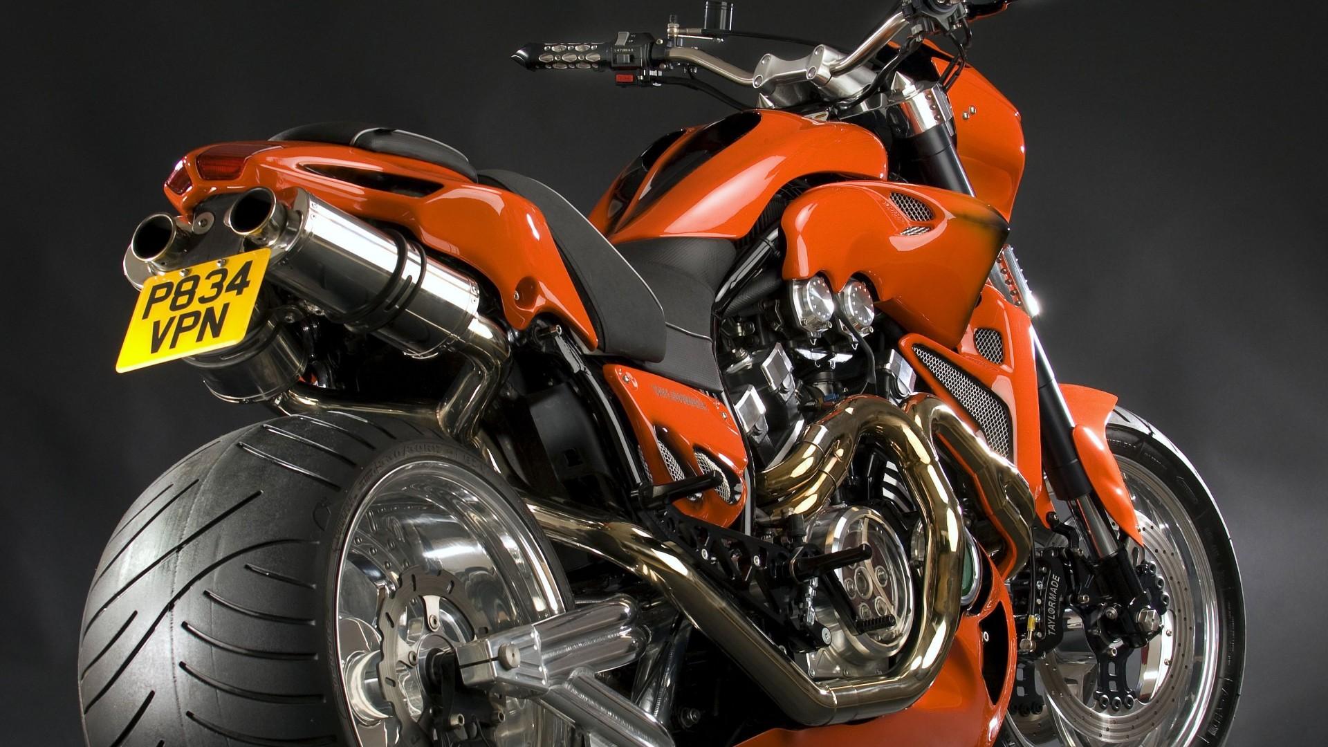 Yamaha VMAX Custom Tuning V Max Motorcycle Cruiser