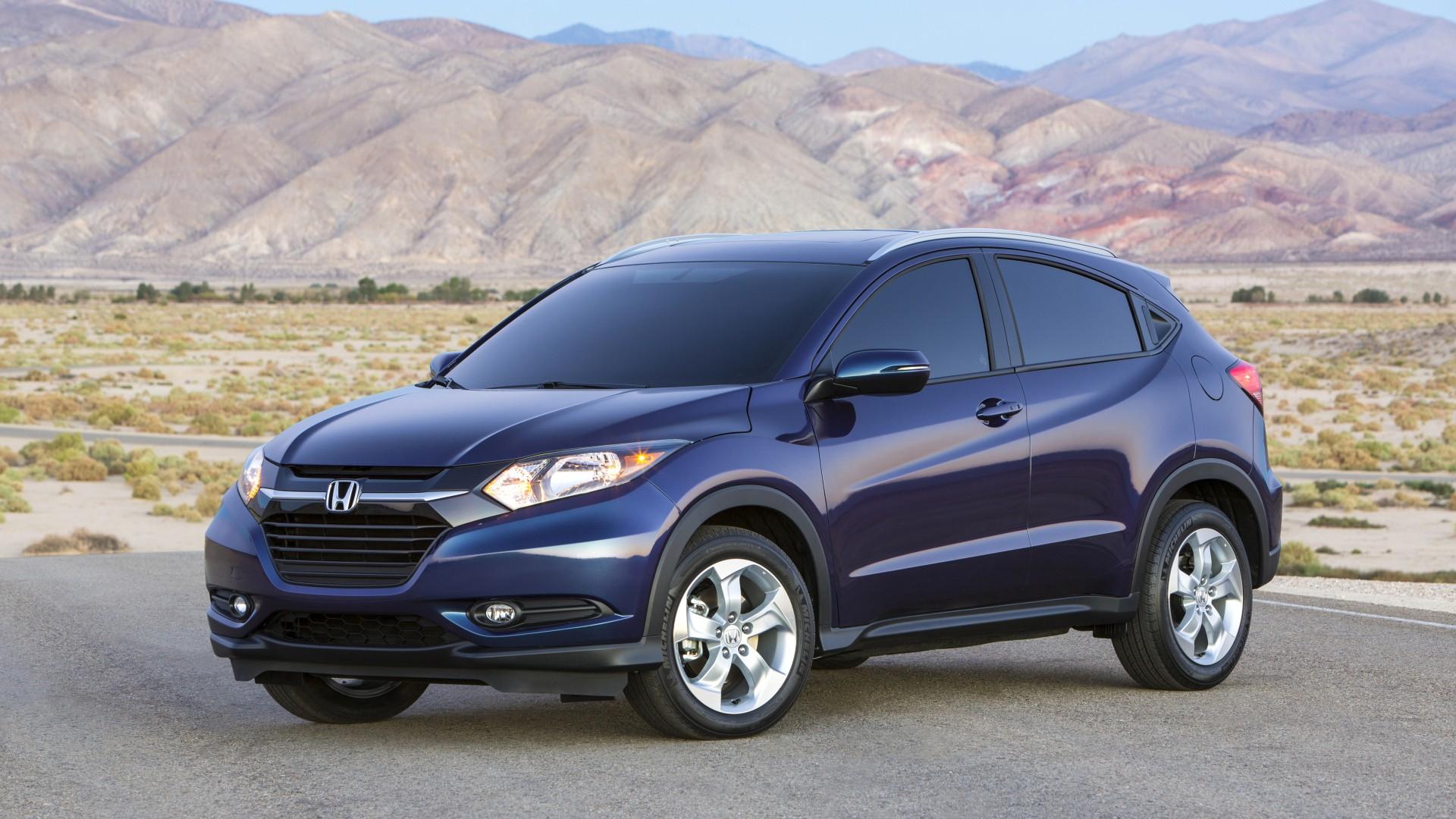 Wallpaper Honda HR-V, Vezel, 2015 cars, crossover, SUV ...