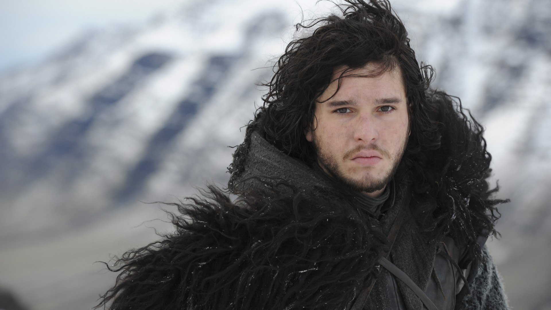 Game of Thrones, season 5, Best TV Series of 2015, Jon Snow, fantasy, drama, Ice and Fire, Night's Watch (horizontal)