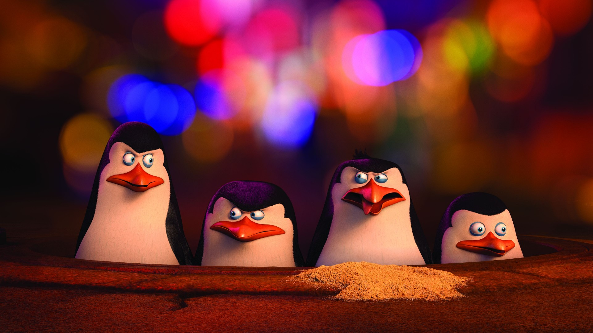 Penguins of Madagascar, penguin, cartoon, Madagascar, funny, Skipper, Kowalski, Rico, Private, watch, HD, Best Animation Movies of 2015 (horizontal)
