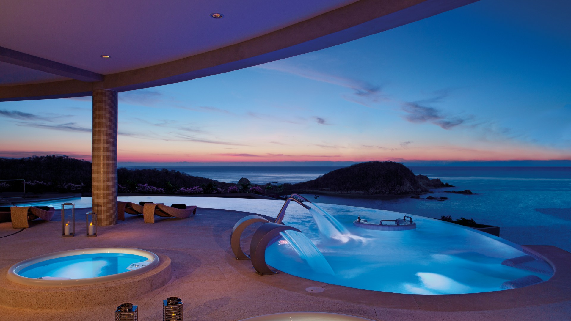 Secrets Huatulco Resort And Spa, Best Hotels of 2017, Mexico, tourism, travel, resort, vacation, sea, ocean, pool (horizontal)