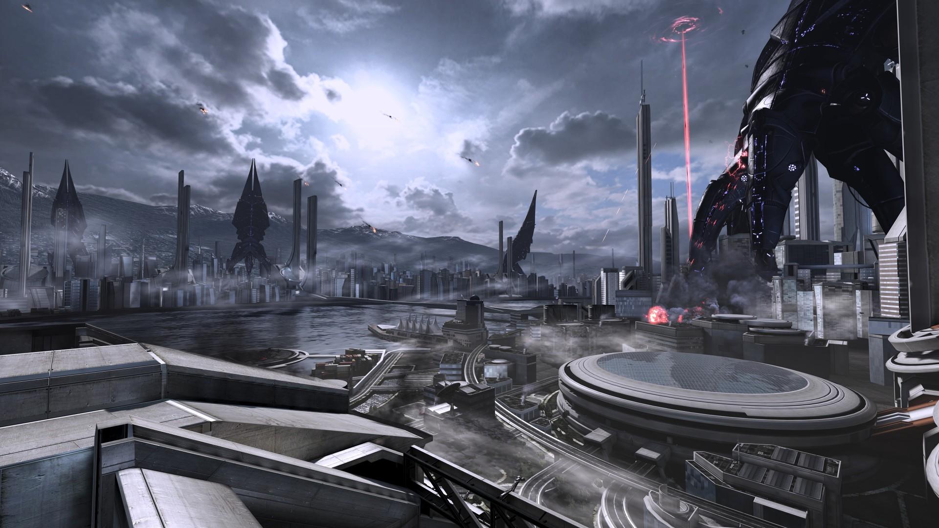 Wallpaper Mass Effect 4, Best Games 2015, game, review ...