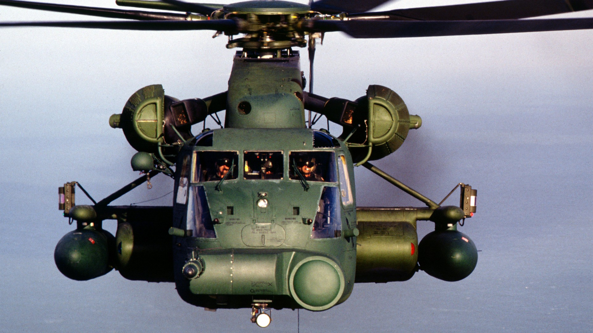 Mi 26, helicopter, Russian Army (horizontal)