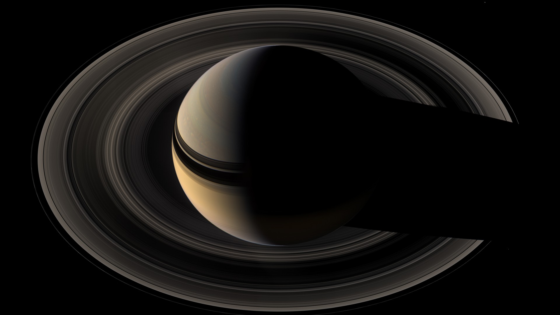 saturn, planet, space (horizontal)