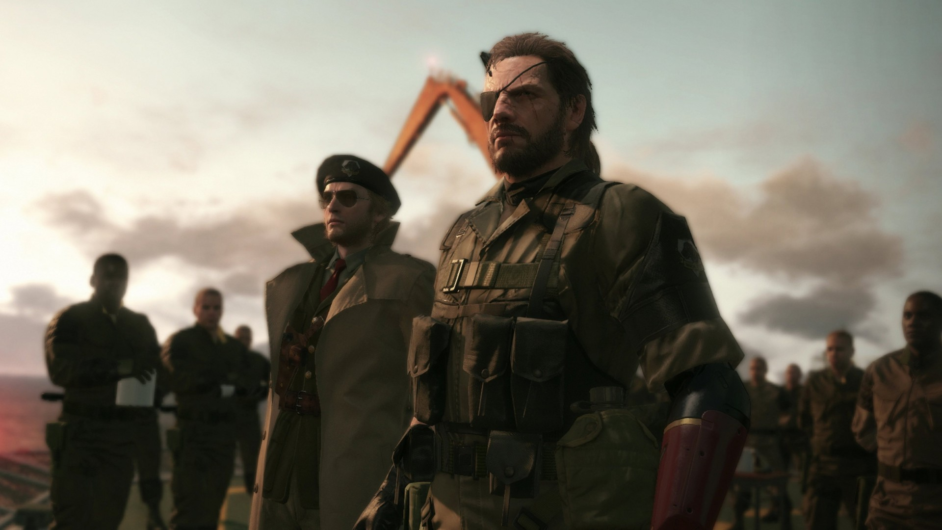 Metal Gear Solid V, The Phantom Pain, Best Game 2015, MGS, stealth, PS4, xBox one, PC, gameplay, review, screenshot (horizontal)