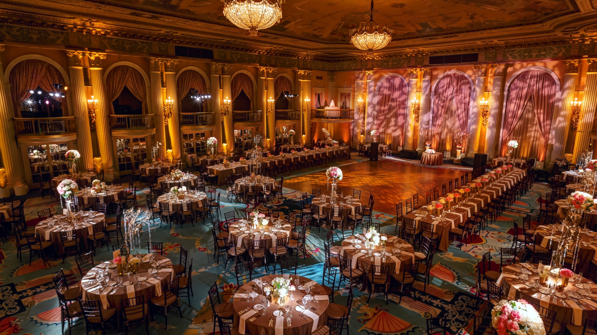 Millennium Biltmore Hotel, Los Angeles, Best Hotels of 2015, tourism, travel, resort, vacation, wedding, booking (horizontal)