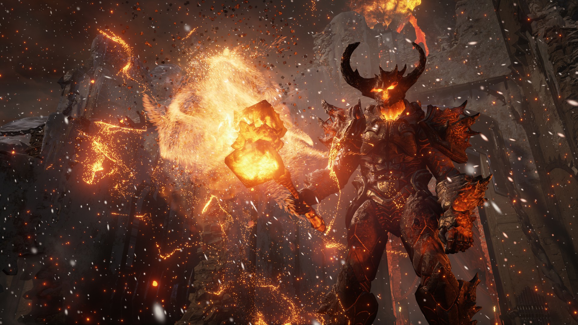 Unreal Engine 4, free game engine, demon face, monster, specifications, review, PS4, Xbox One, PC (horizontal)